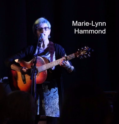 Blog Photo - Festival Marie-Lynn playing guitar
